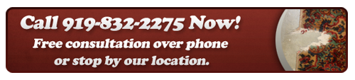 call button for ace rug cleaning 919-832-2275