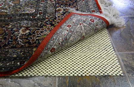Good Cushioned Rug Pad, Premier Slide Stop   Ace Rug Cleaning Raleigh NC