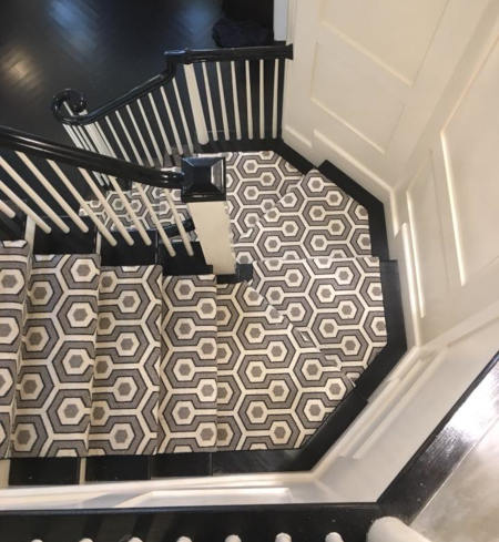 Carpet Runners And Stair Runners In Raleigh Ace Rug